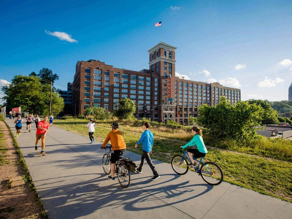 Homestead Realty ponce city market image