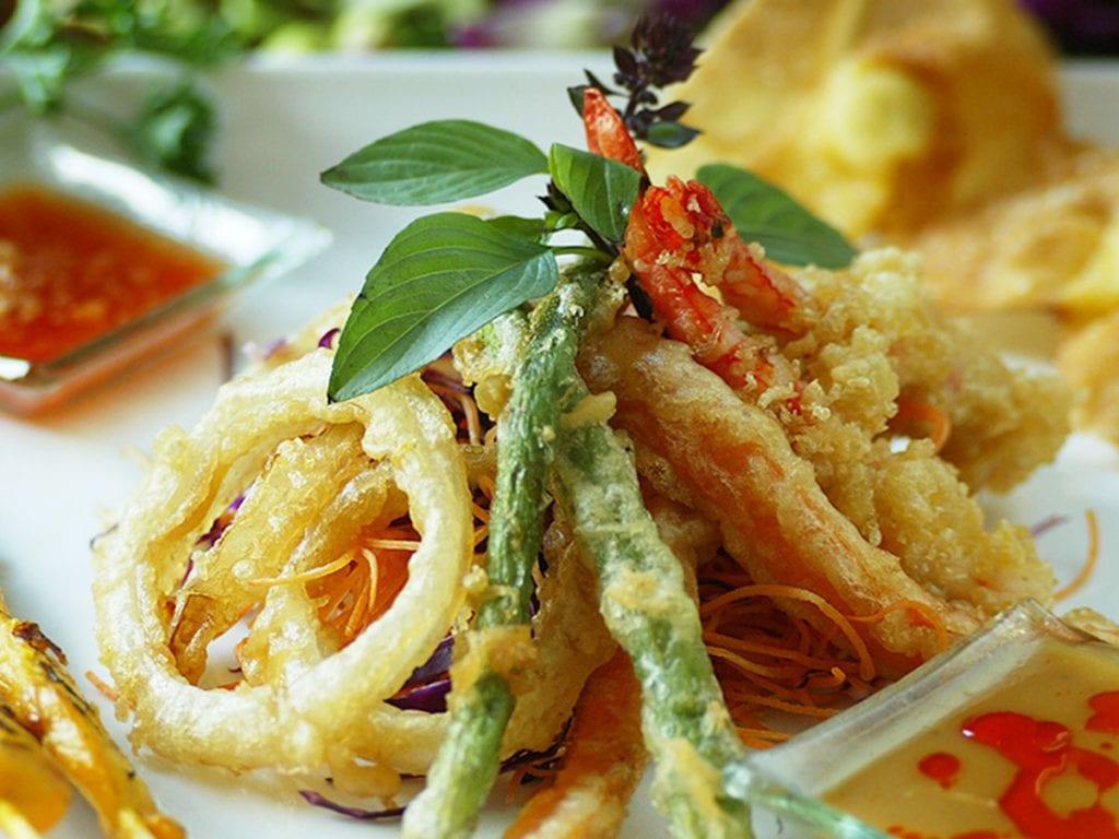 Mali Restaurant meal