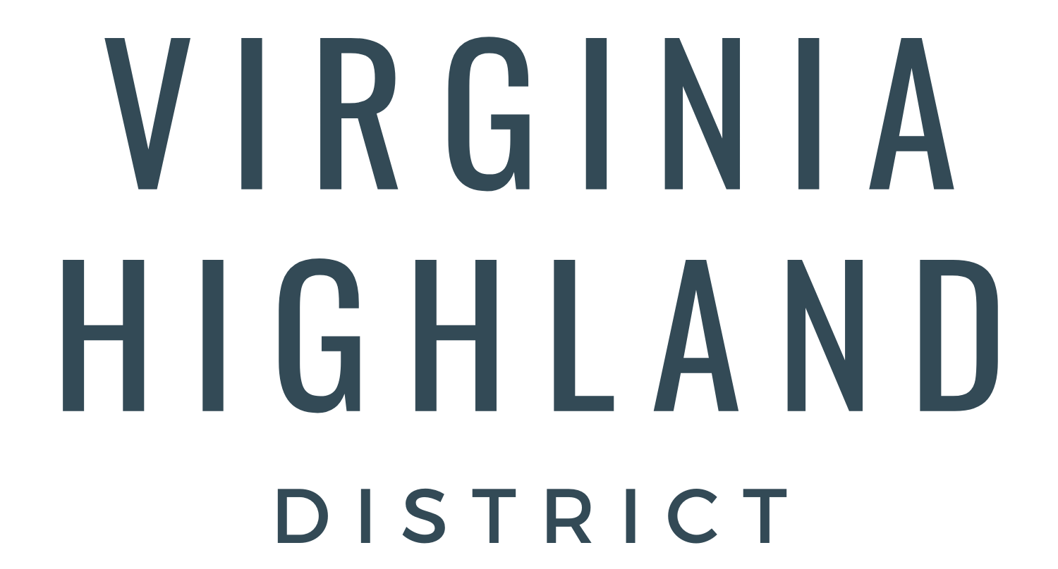 virginia highland district logo