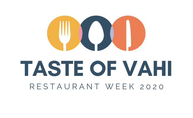 Taste of Vahi Restaurant Week logo