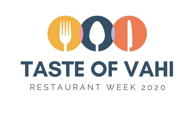 Taste of Vahi Restaurant Week logo